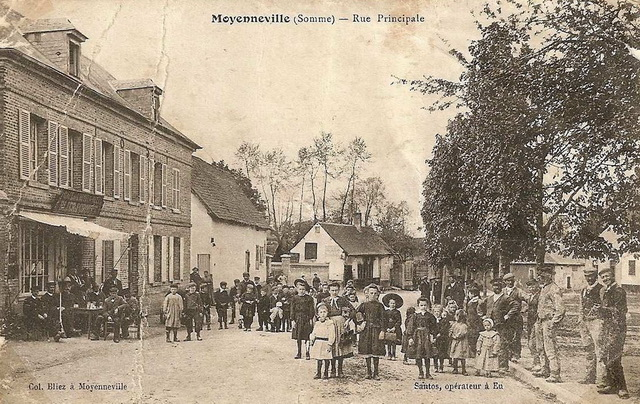 Moyenneville (Somme)