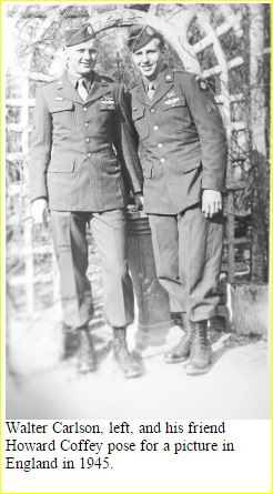 Walter Carlson et Howard Coffey
